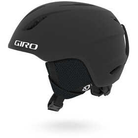 Giro Launch Helm Kinderen, matte black